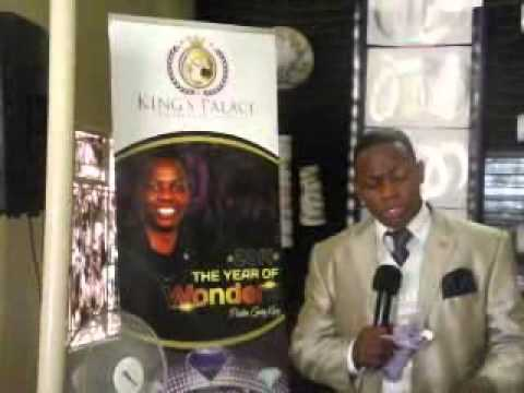 Pastor Gerry King Zimbabwe - The Law of Opposition [IN SHONA]