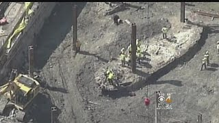 Shipwreck From 1800s Found Buried Under New Building Site In Seaport District