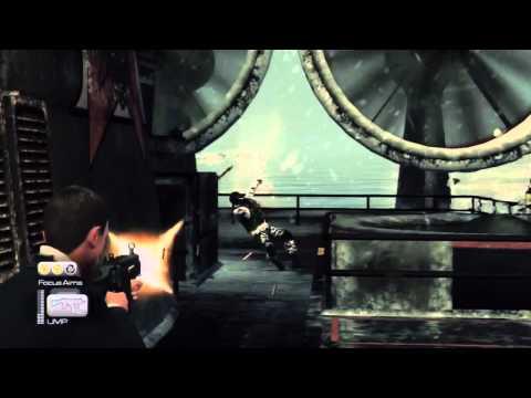 James Bond 007: Blood Stone Walkthrough HD - Chasing Train & Plane with a Hovercraft - Part 9