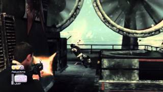 James Bond 007: Blood Stone Walkthrough HD - Chasing Train & Plane with a Hovercraft - Part 9