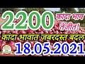 18.05.2021 आजचे ताजे कांदा बाजारभाव ! कांदा भावात पुन्हा तेजी! kanda bajar bhav ! आपला शेतकरी राजा