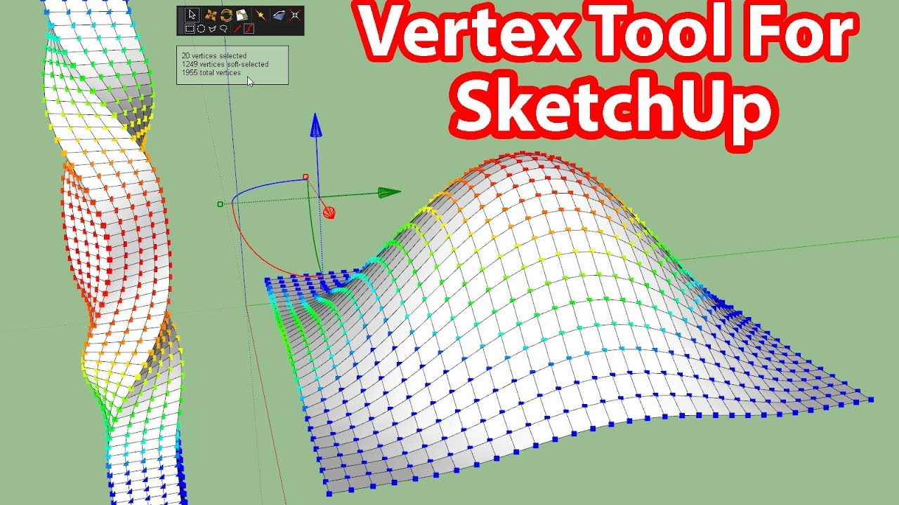 Vertex Tools Sketchup Crack 2017