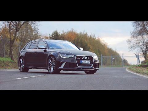 JP Performance - Audi RS 6 Abgasanlage