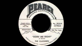The Classmen - Doin