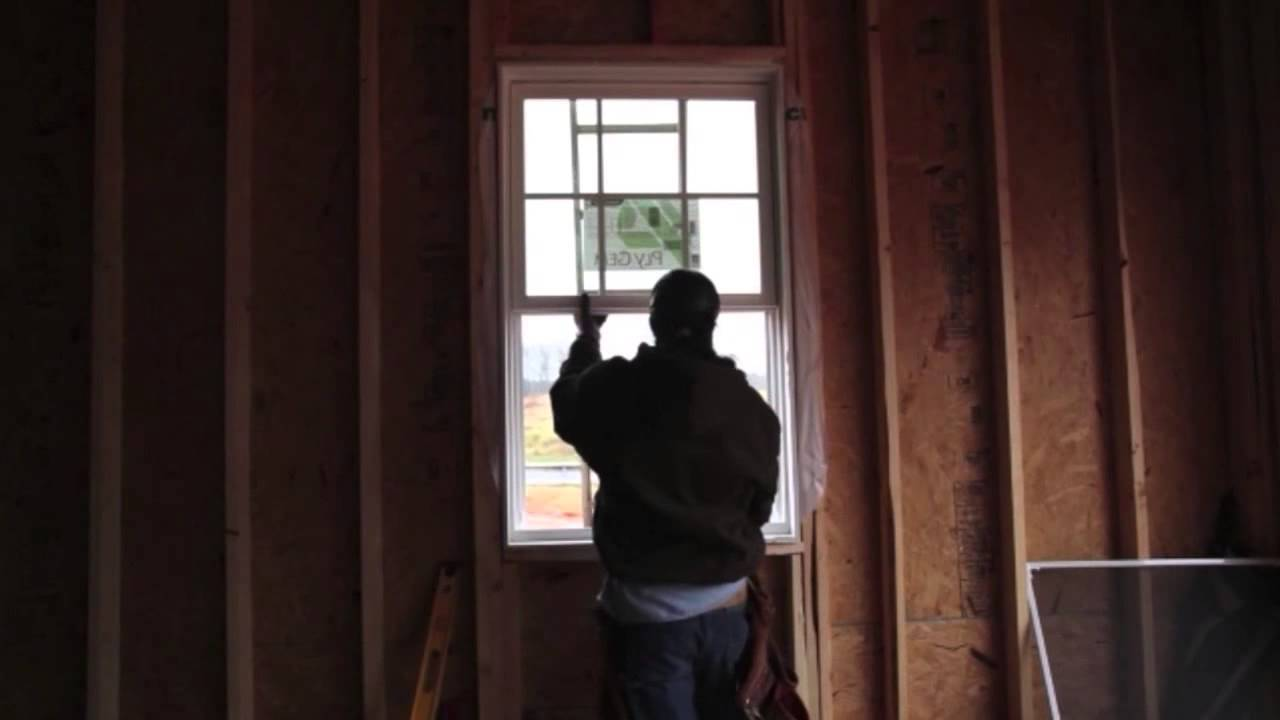 Ply Gem 1500 Window Collection Installation Youtube