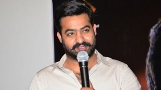 NTR Speech at Darshakudu Movie Teaser Launch