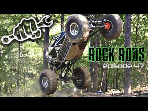 SRRS Rock Racing Moonlight Offroad - Rock Rods Episode 47