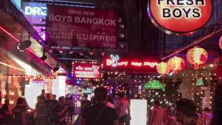 Fresh Boys for Sex in Bangkok