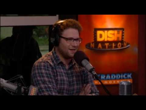 "Seth Rogen And Evan Goldberg ""This Is The End"" Interview - Kidd Kraddick In The Morning"