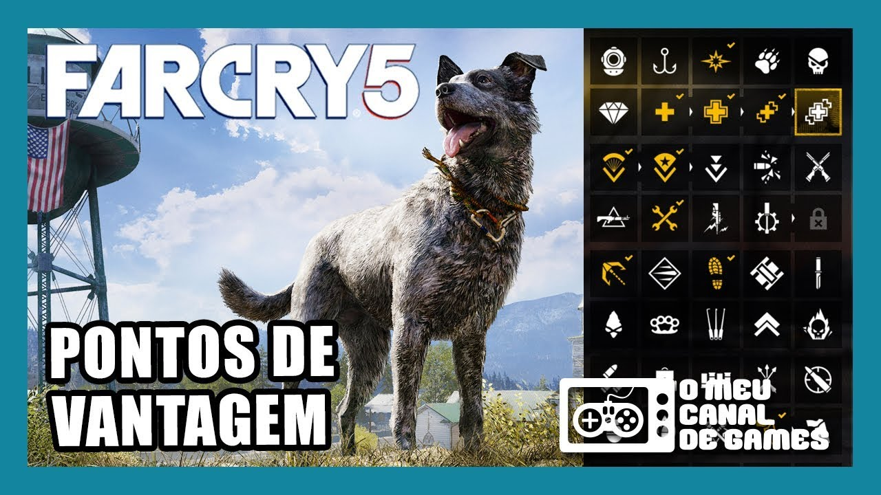 far cry 5 how to get perks