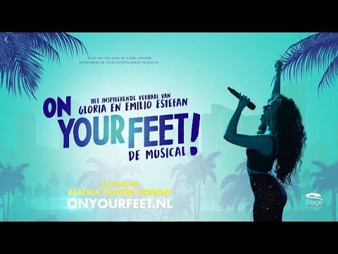 On Your Feet! De Musical - Nu bij Beatrix Theatre, Utrecht!!