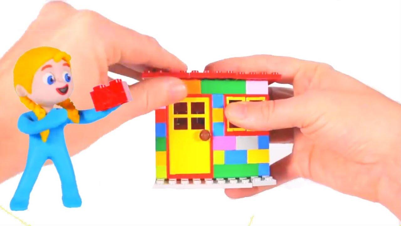 Building A Lego House 😱😱😱😱😱