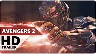 AVENGERS 2 EXTENDED TRAILER 2 GERMAN DEUTSCH