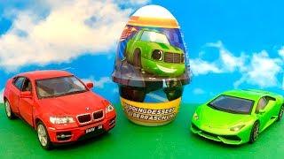 Best Cars Surprise Pudding  सबसे अच्छी कारें आश्चर्य अंडे