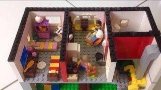 Como construir um Prédio de Lego - parte 1