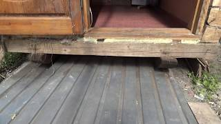 видео Как быстро и недорого построить теплый удобный гараж самому