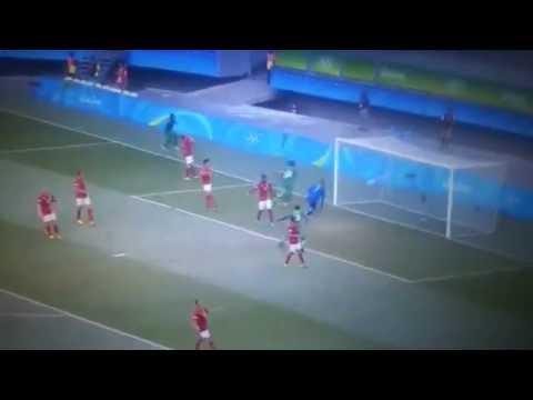 John Obi Mikel's Goal with Nigeria U-23