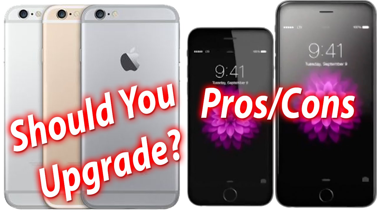 delete iphone photos should you upgrade to the iphone 6 iphone 6 plus pros 7139