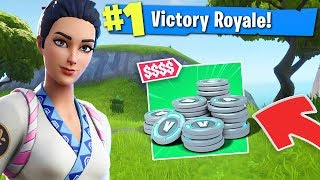 🔴 LIVESTREAM FORTNITE - SORTEIO ITEM 500 V-BUCKS DA SHOP PARA APOIADORES ( RLT_RATRIX )