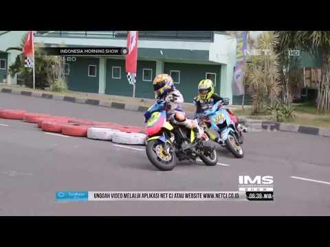 Kintan Mary, Pembalap Motor Berhijab Asal Bandung