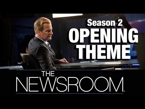 Download The Newsroom - Season 2 Opening Theme (Intro)