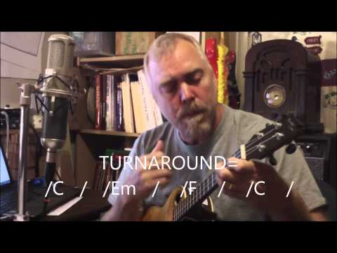 Heard It In A Love Song, Marshall Tucker Band, cover, 134th Season of the Ukulele