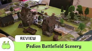 Pedion Battlefield Scenery Review