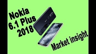 Nokia 6.1 Plus 2018 | Market Insight