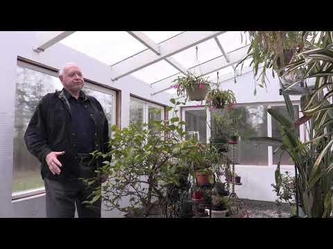 A Self-Heating Greenhouse in the Pacific Northwest