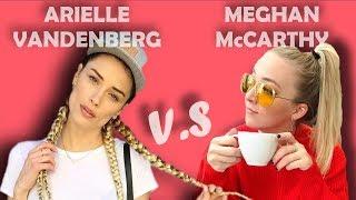 TOP Vines of Arielle Vandenberg Vs TOP Vines of Meghan McCarthy - Vine Age✔