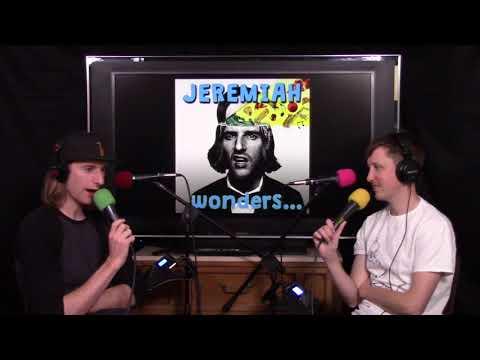 Jeremiah wonders... #16-  Johnny Pemberton
