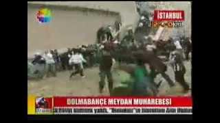 Beşiktaş'da Bursa Katliamı