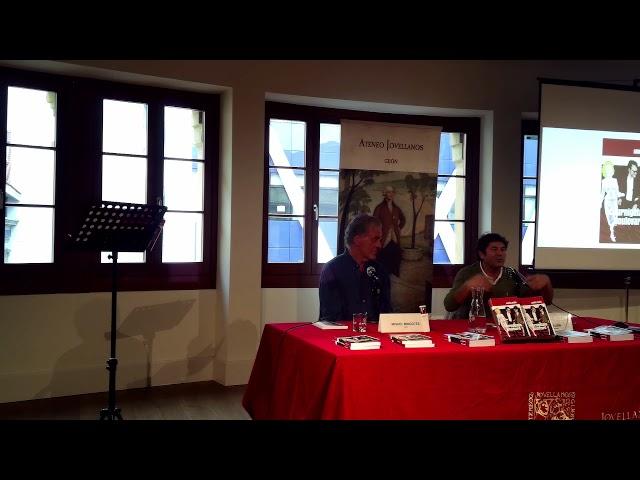 PRESENTACIÓN LIBRO ADRIAN AUSIN