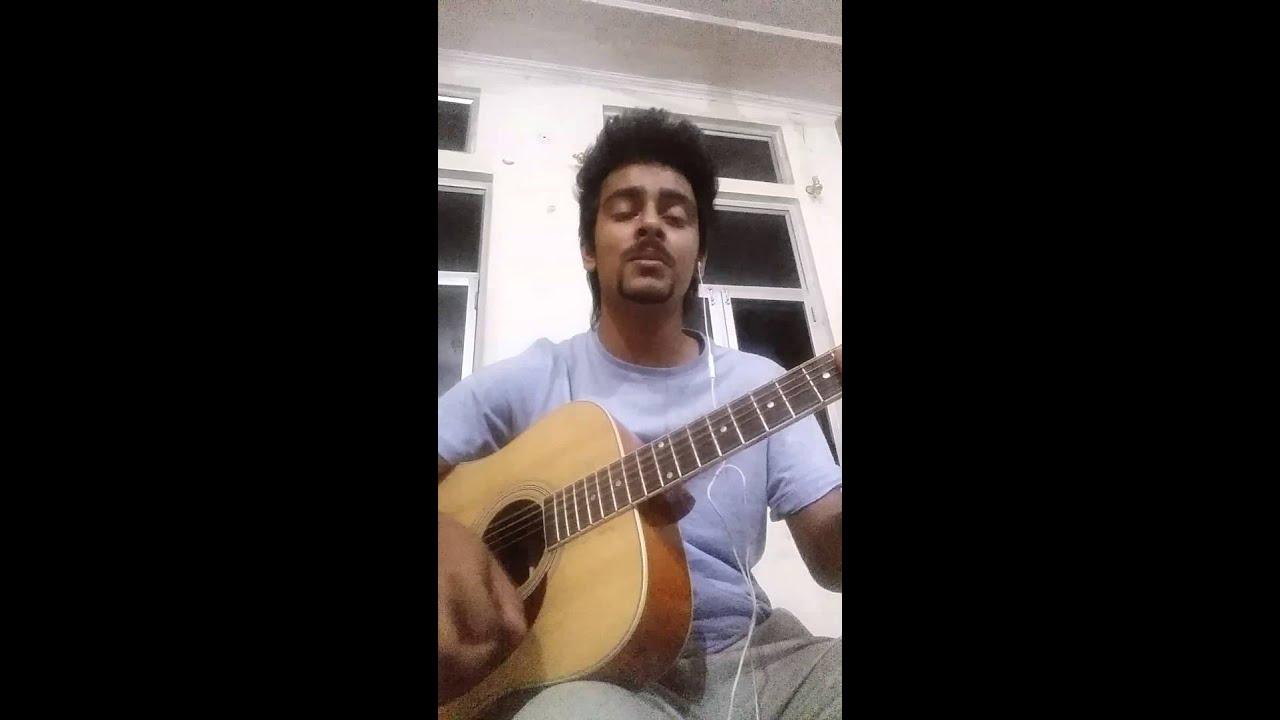 Download Cover of song tere bin nahi lage jiya by me