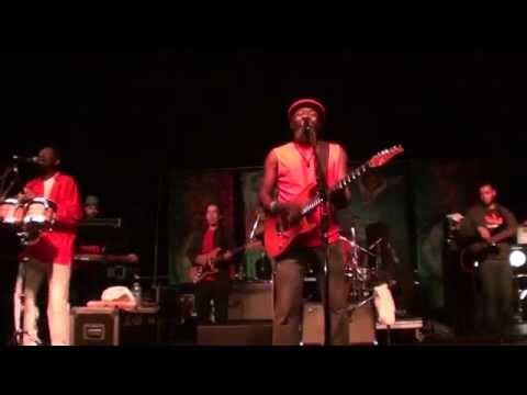 Clinton Fearon Live at Sierra Nevada World Music Festival 2014