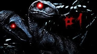 Dino Crisis - Part 1: Scariest. Dinosaurs. Ever!