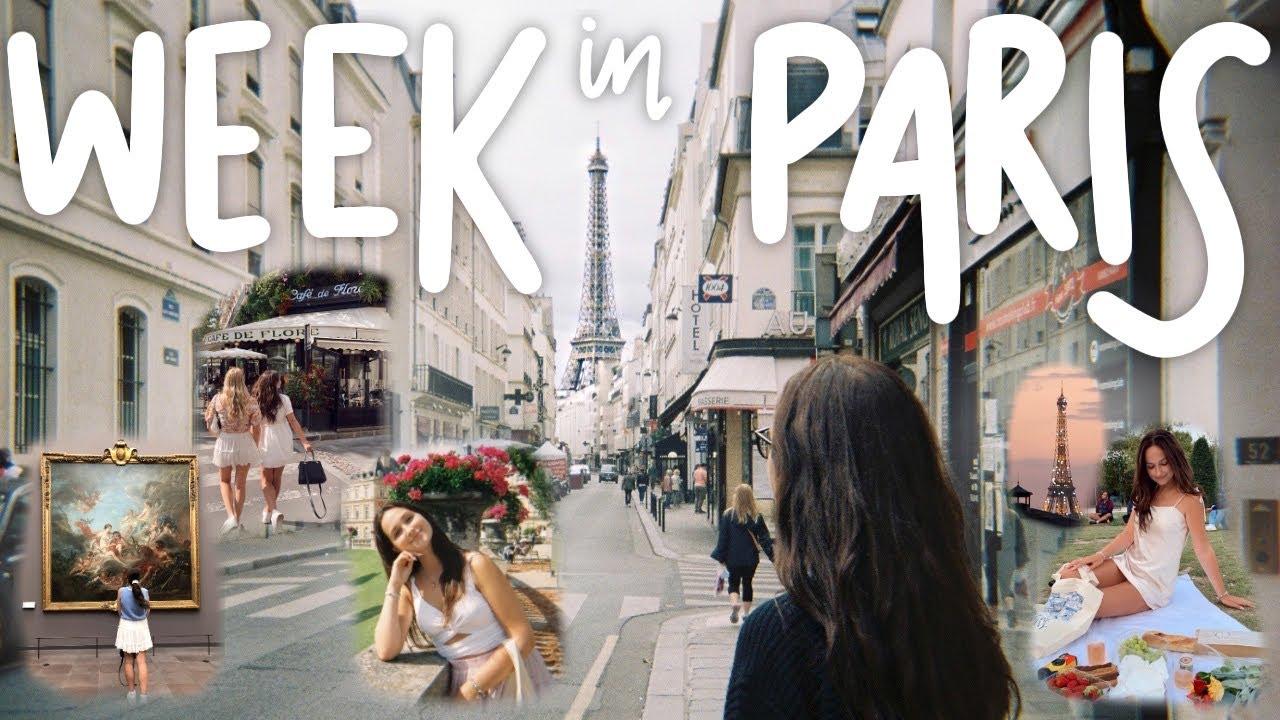 Download A WEEK IN PARIS | TRAVEL VLOG