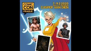 Casper Van Dien | Comic-Con Prague 2020