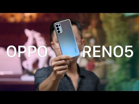 Đánh giá OPPO Reno5