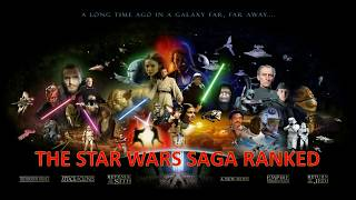 All 9 star wars movies ranked - worst to best (2017 edition including the last jedi)