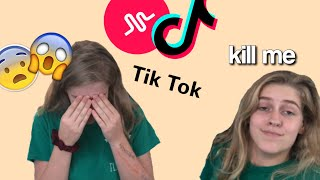 reacting to my fans' musicallys