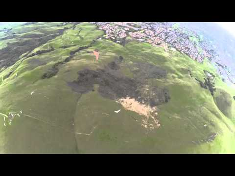 hang gliding mission ridge