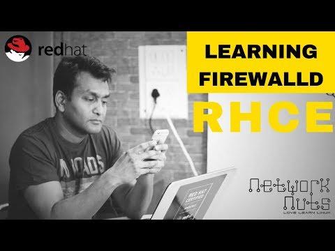 Debian stop firewalld