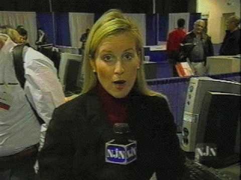 NJN News   Compaq   NJ Windows XP Launch
