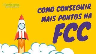 Banca FCC: Veja como se preparar e conseguir mais pontos nos concursos da FC+ dicas de chute) (