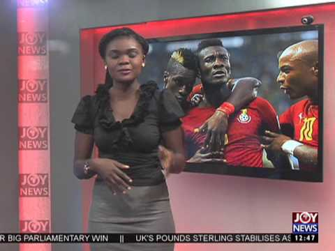 Afcon 2019 Qualifiers - Joy Sports Today (12-6-17)