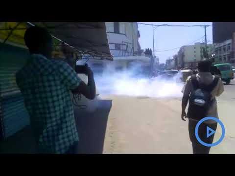 Businesses closed in Mombasa following anti-IEBC demo