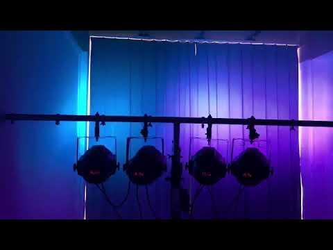 Big Dipper Par Light 54x3W(RGB 3 In 1) LPC017