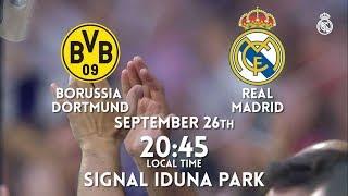 PREVIEW | Borussia Dortmund vs Real Madrid