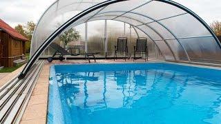 Строительство бассейнов | Установка композитного бассейна(, 2014-06-15T20:52:56.000Z)